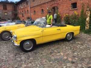 Škoda mit acht Oldtimern bei der Kult-Rallye Sachsen Classic