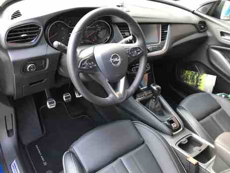 Opel Grandland X Innenraum
