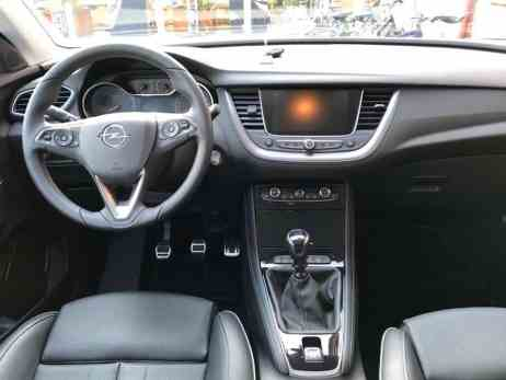 Opel Grandland X Mittelkonsole