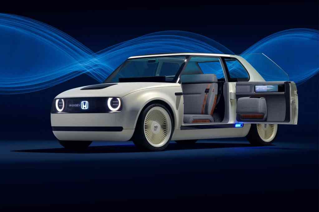 """Car Design Award"" für Honda EV Concept"