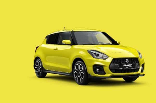 IAA 2017: Suzuki Swift Sport - Heißer Feger