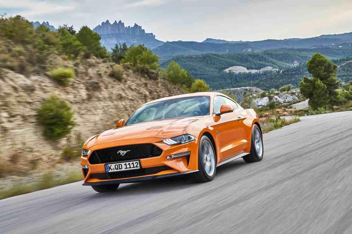 Der neue Ford Mustang kommt 2018 nach Europa
