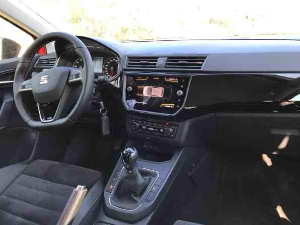 Seat Ibiza Innenraum