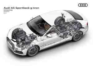Audi bietet A4 Avant und A5 Sportback mit Erdgas an