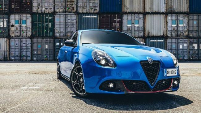 Alfa Romeo Giulietta Sport