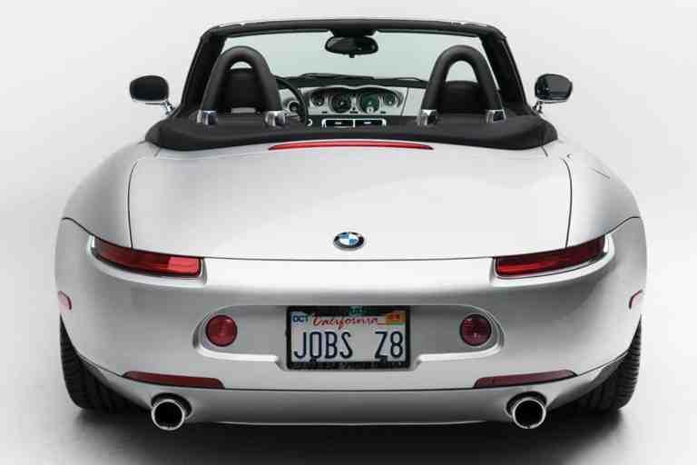 BMW Z8 von Steve Jobs: Eine Ikone einer Ikone
