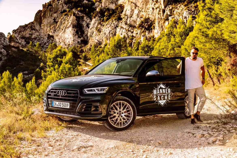 Audi #Männersache im SQ5