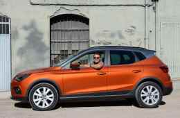 Seat Arona, Jan Weizenecker