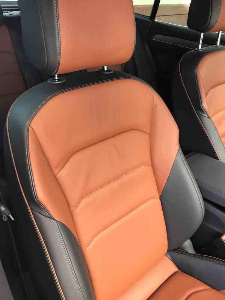 Volkswagen Arteon Sitze