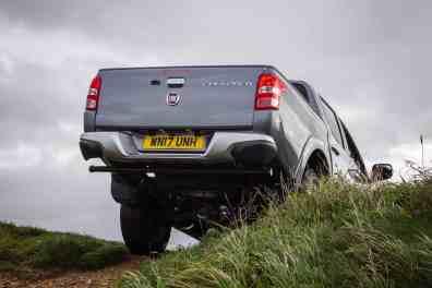 Fiat Fullback, Südengland