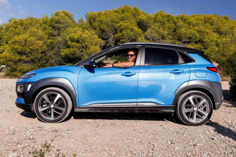 Hyundai Kona: Drei Pakete für drei Typen