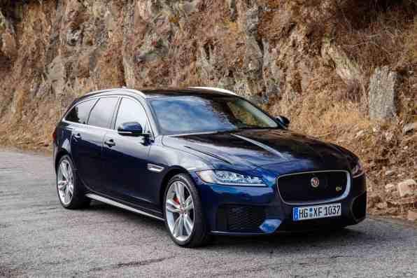 Jaguar XFSB
