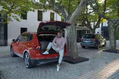 VW Tiguan Allspace , Jan Weizenecker