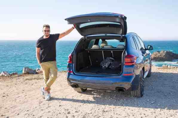 BMW X3, Jan Weizenecker