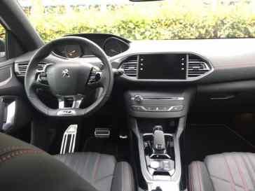 Peugeot 308 Cockpit