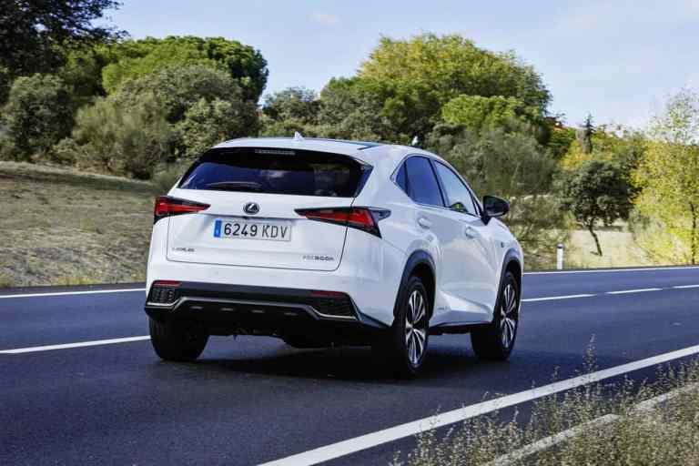 Lexus NX: Nur nicht groß anfassen
