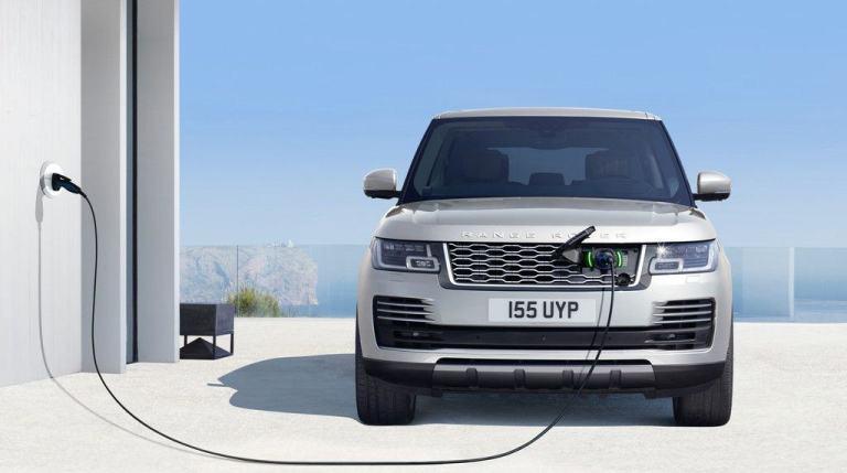 LA 2017: Auch Jaguar und Land Rover setzen auf Elektro