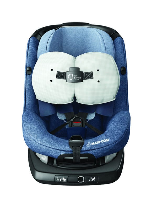 Maxi-Cosi bringt Kindersitz mit Airbag