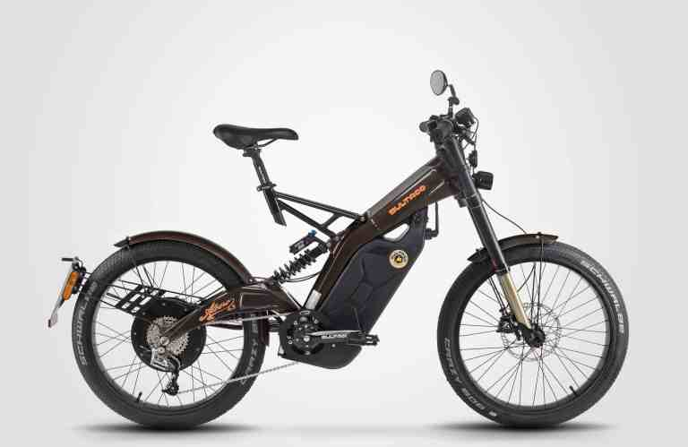 Bultaco ist wieder da – mit E-Antrieb