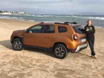 Dacia Duster mit neuen Motoren ins neue Jahr