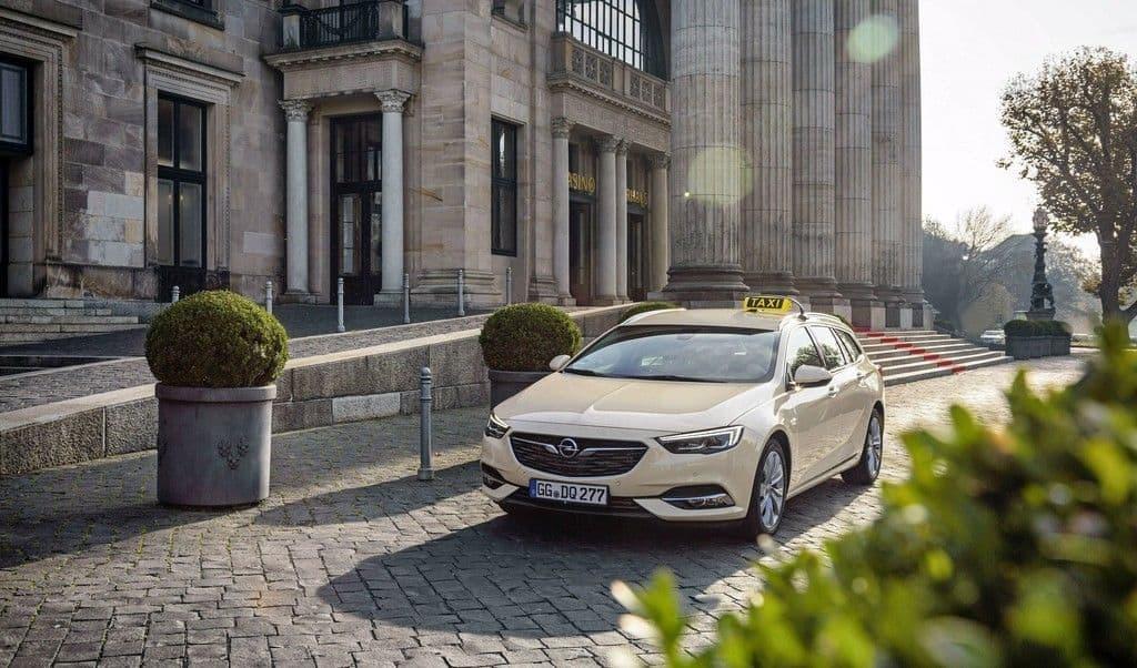 Opel Insignia Sports Tourer jetzt auch mit Taxi-Paketen
