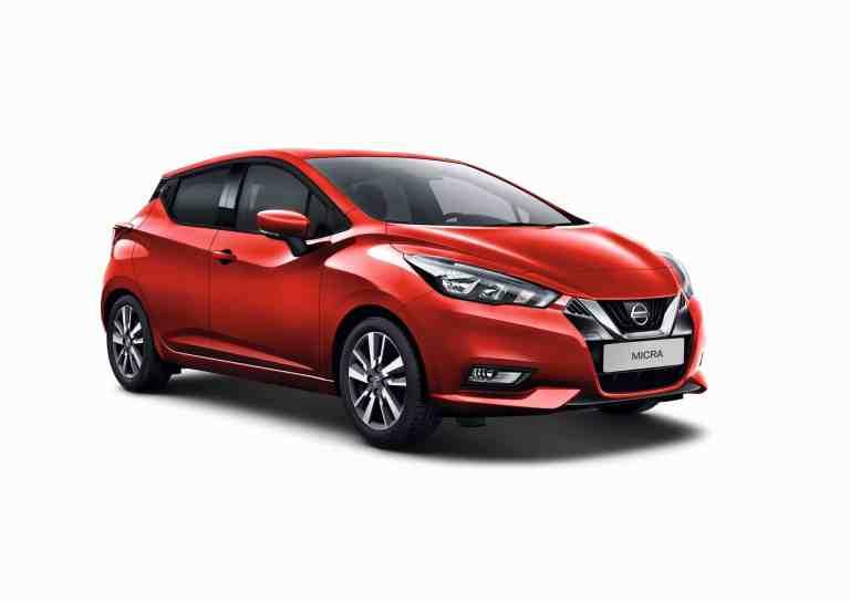 """Nissan Micra """"N-WAY"""""""
