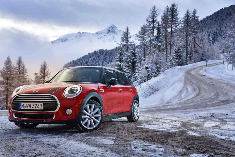 Fahrbericht: Mini im Cooper D zum ersten Mal mit neuem DSG (Doppelkupplungsgetriebe)