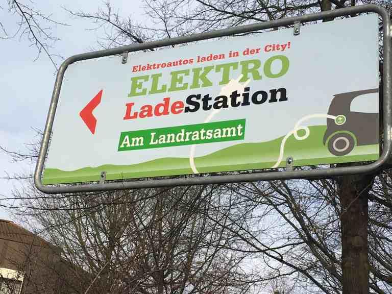 Bund fördert zum dritten Mal E-Ladestationen