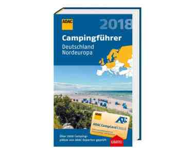 ADAC-Campingführer 2018, Nord
