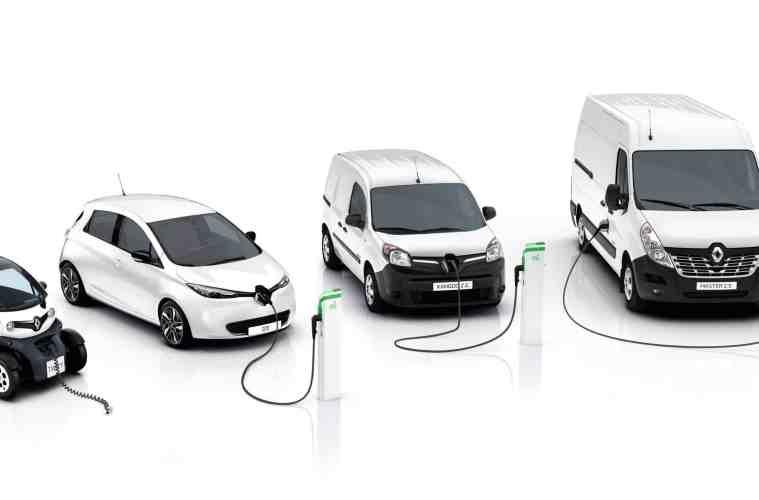 Renault , Elektroautos , Marktführer , Zulassungen 2017