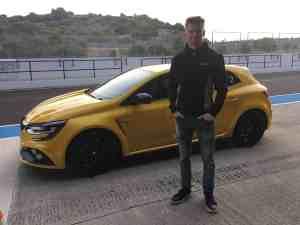 Hülkenberg Renault Megane RS