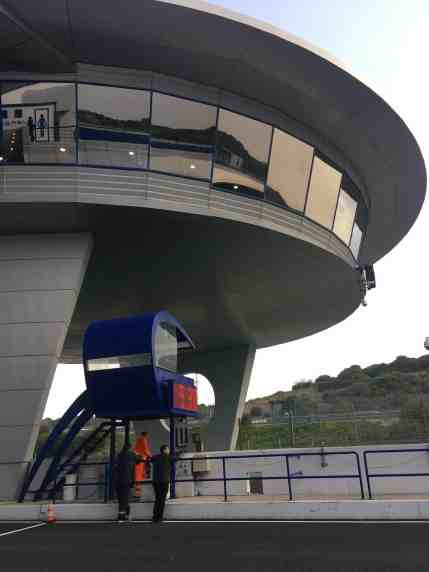 Rennstrecke Jerez