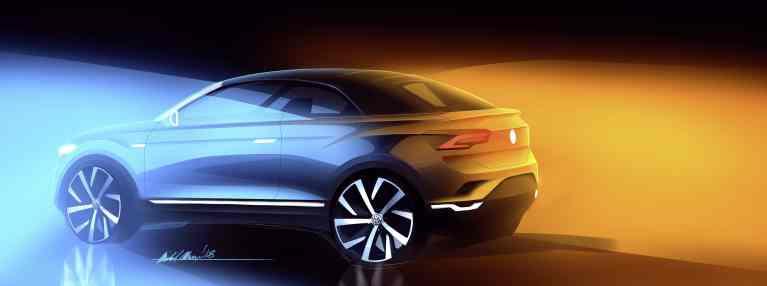 Volkswagen will T-Roc Cabrio bauen
