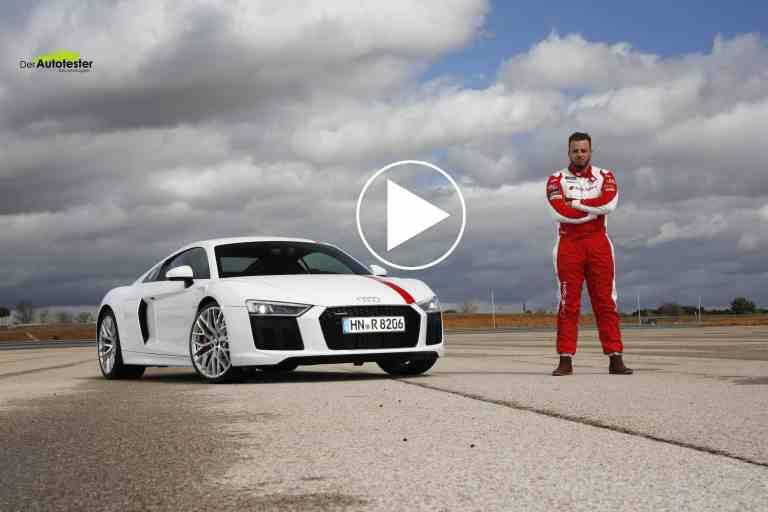 Audi R8 V10 RWS , Jan Weizenecker