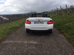 BMW 230i Cabrio