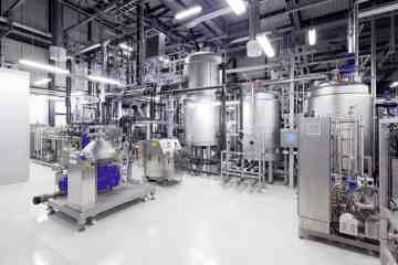 Demonstrationsanlage zur Produktion von e-Benzin in Leuna
