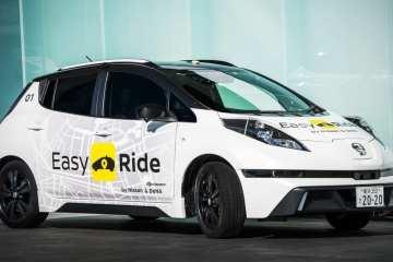 Nissan-Mobilitätsdienst Easy Ride