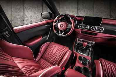 Mercedes-Benz X-Klasse mit Exy-Urban-Kit von Carlex Design.