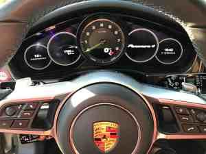 Porsche Panamera Sport Turismo 4E Plug-in-Hybrid