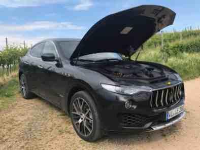 Maserati Levante 2018, Unter der Haube