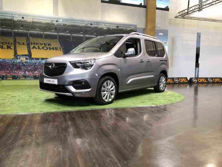"Opel Combo Life ist ""Best Buy Car of Europe 2019"""