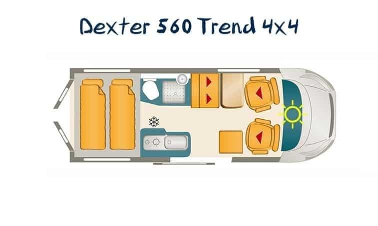 Karmann Dexter Trend 4x4