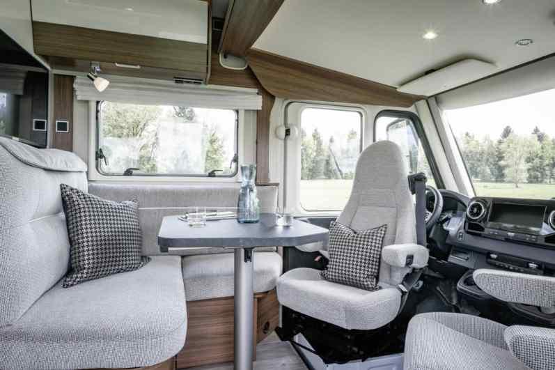 Hymer B-Klasse Modern Comfort