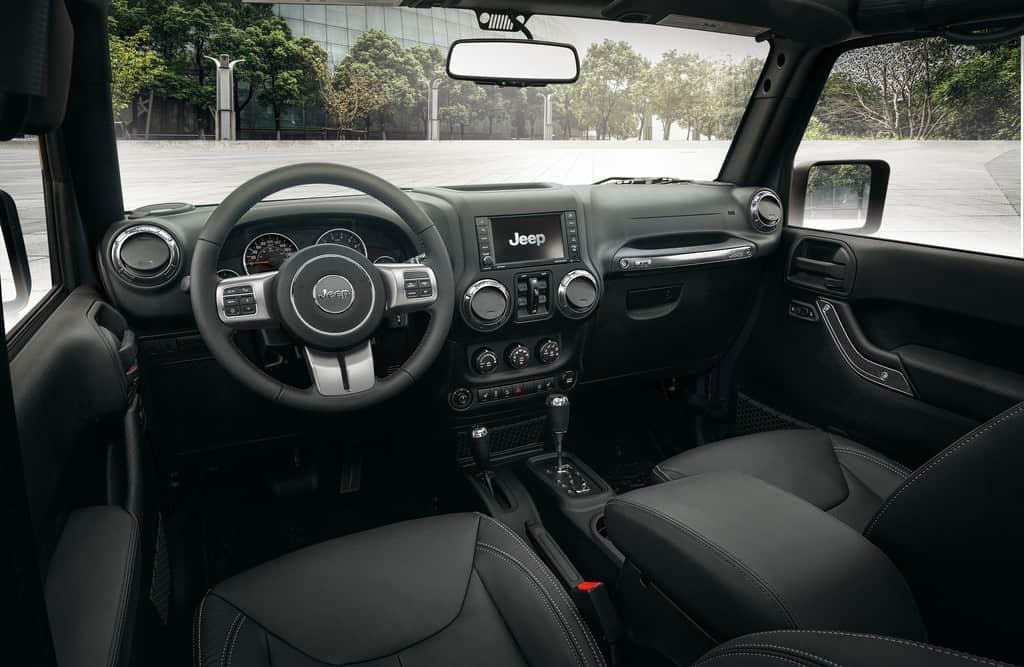 Jeep Wrangler Unlimited JK Edition