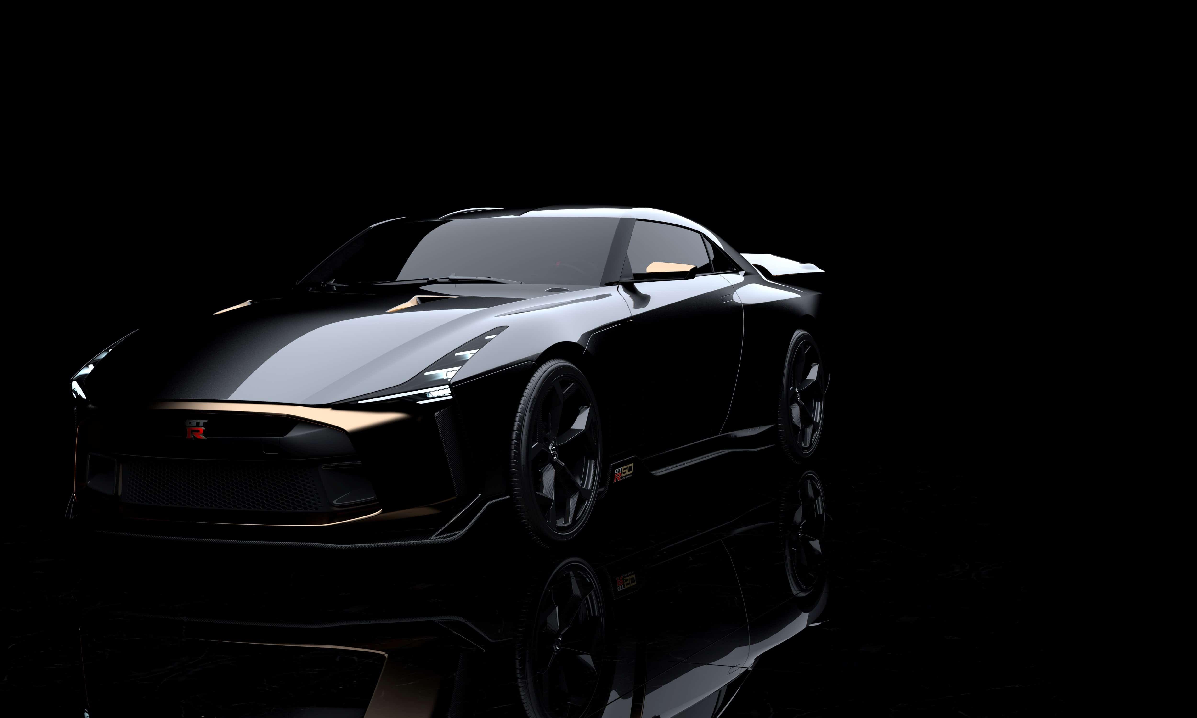 Prototyp Nissan GT-R50 by Italdesign vorgestellt