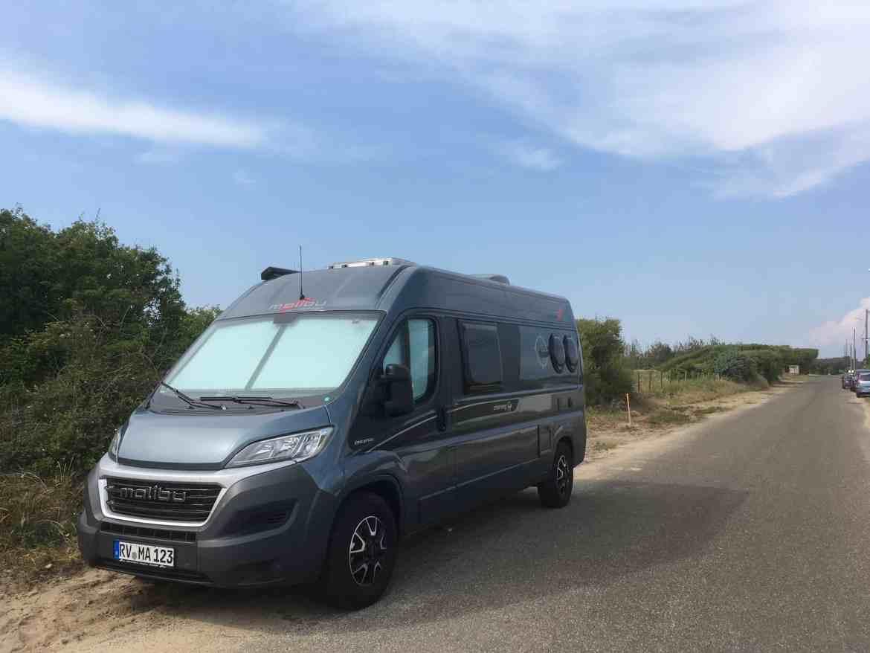 Malibu Van 600 DB by Carthago - Die Lösung für die persönliche Freiheit