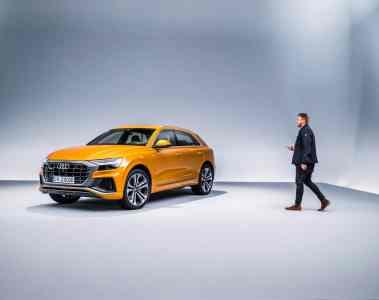 Audi Q8, Jan Weizenecker