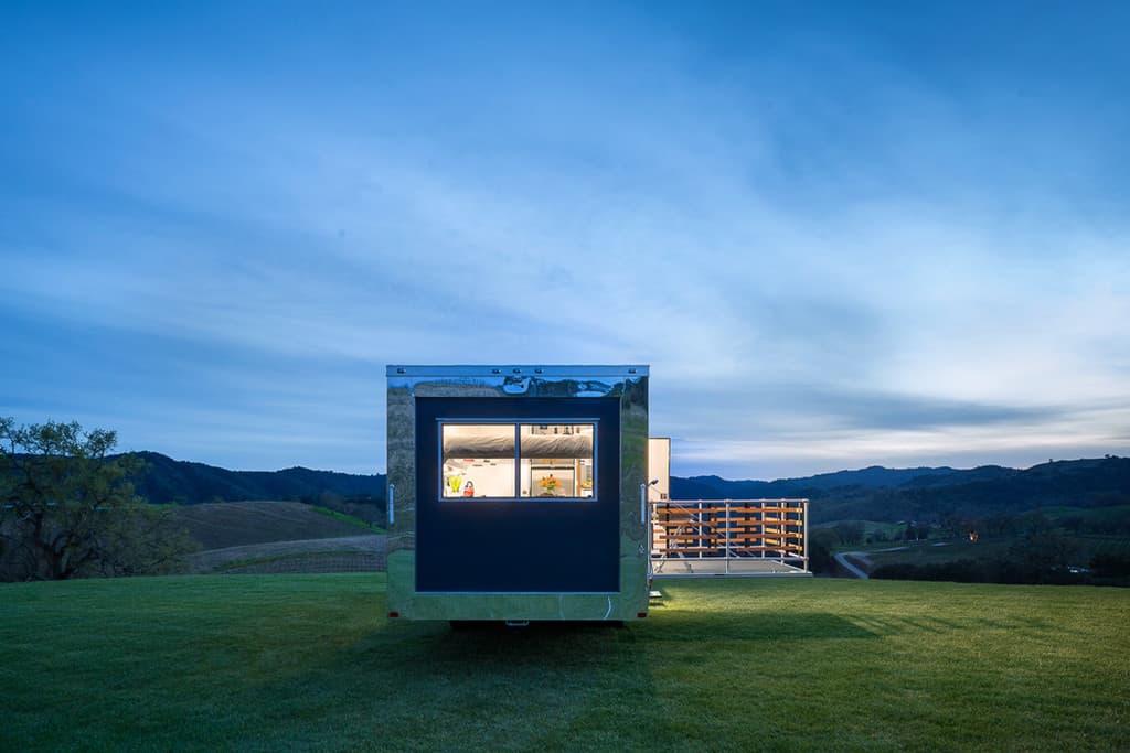 Mobiles Leben in einer modernen Welt: Das Living Vehicle aus den USA