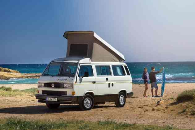 VW T3 California (1988).