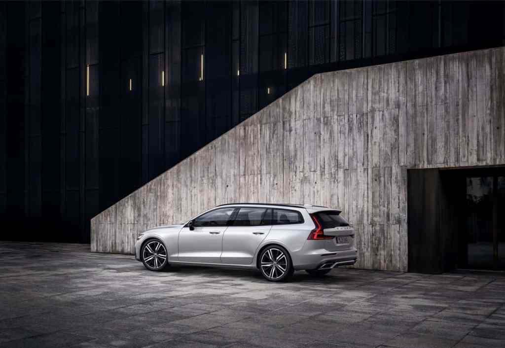 Neuer Volvo V60 im sportlichen R-Design